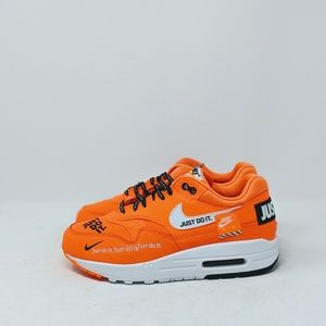 NEW Nike Air Max 1 LX Just Do It Overbranding pack